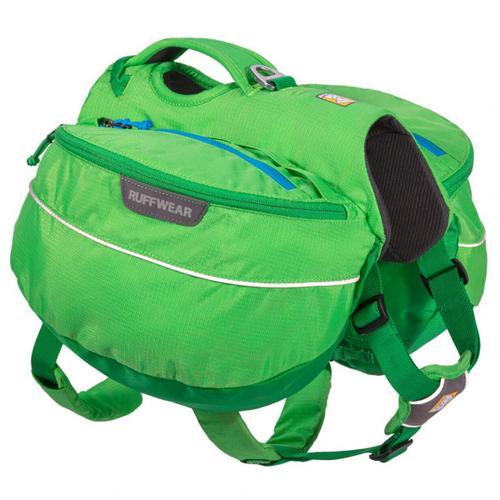 Ruffwear - Approach Pack - Hundegeschirr Gr M grün