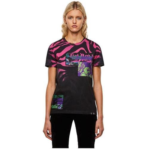 DIESEL A04272 0 TB Schlechtes T-Sily-R3 T-Shirt