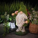 Statue de jardin solaire, Gnome ...