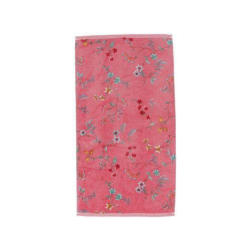 PIP Studio »Les Fleurs« Rosa Handtuch 30 x 50 cm