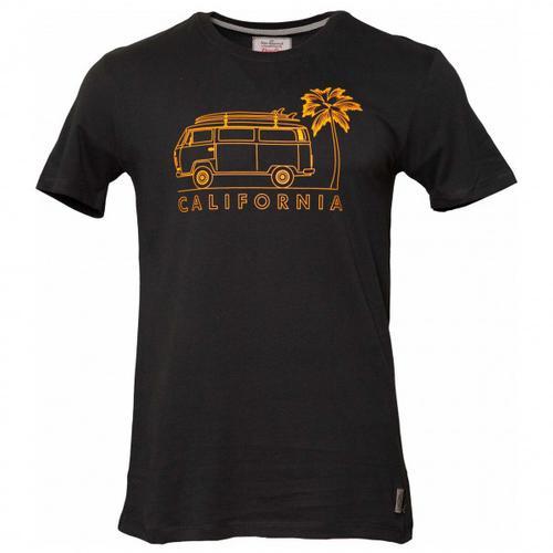 Van One - California - T-Shirt Gr S schwarz
