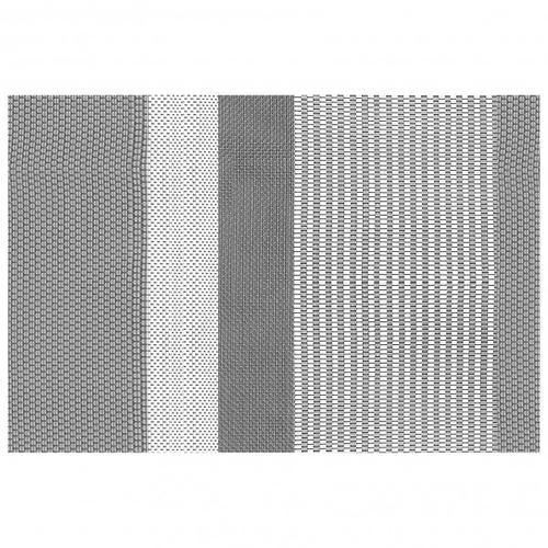 Brunner - Kinetic 500 - Zeltteppich Gr 250 x 300 cm;250 x 350 cm;250 x 400 cm;300 x 300 cm;300 x 400 cm grau