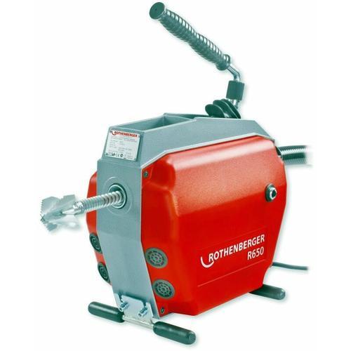 Rohrreinigungsmaschine R 650 16 + 22 mm