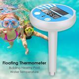 Thermomètre numérique flottant s...