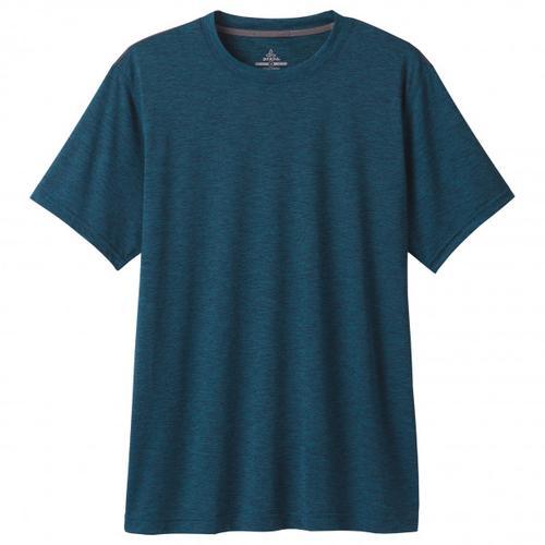 Prana - Calder S/S Top - Lycra Gr S blau