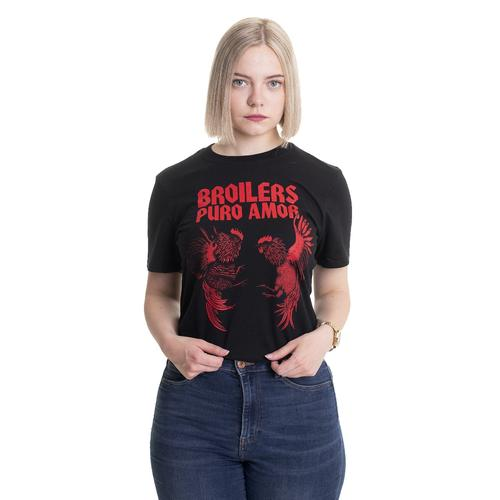 Broilers - Puro Amor - - T-Shirts