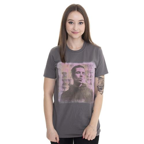 Liam Gallagher - Album Cover Charocal - - T-Shirts