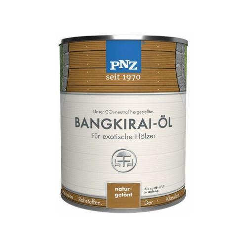 PNZ Bangkirai-Öl (bangkirai naturgetönt) 5,00 l - 10274