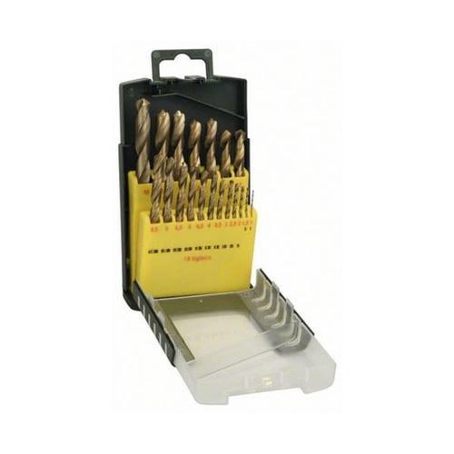19-tlg. Metallbohrer-Set »HSS-TiN«, BOSCH