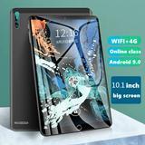 Tablette Android 4G de 2021 pouces, avec 6 go de ram et 10.1 go de rom, appels Wifi, plein écran, 10