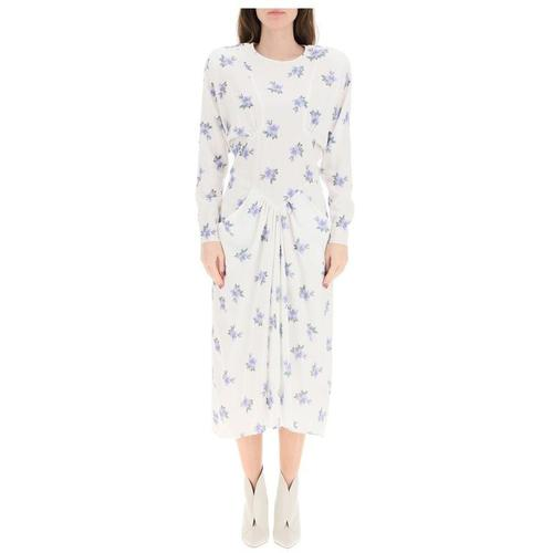 Isabel Marant Bibelky midi dress