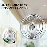 Carillons éoliens rotatifs 3D, D...