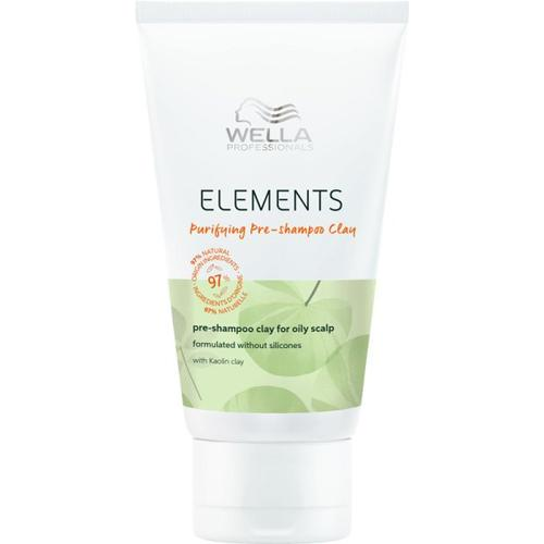 Wella Elements Purifying Pre-shampoo Clay 70 ml Kopfhautshampoo