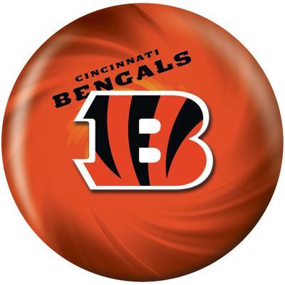 Cincinnati Bengals Bowling Ball