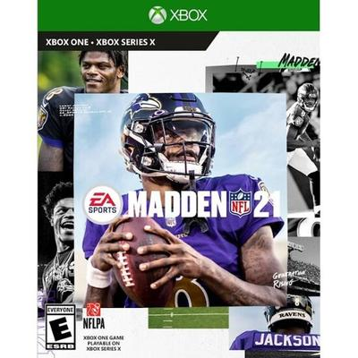 Madden NFL 21 Xbox One Video Game