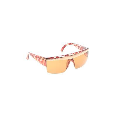 Lady Gaga Sunglasses: Brown Accessories