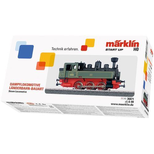 Märklin Tenderlokomotive Start up - 36871, Made in Europe grün Kinder Loks Wägen Modelleisenbahnen Autos, Eisenbahn Modellbau