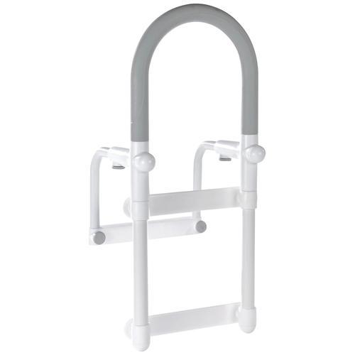 Ridder Badewannen-Einstiegshilfe Comfort, belastbar bis 100 kg, Einstiegshilfe; Verstellbare Tiefe: 6-13 cm weiß Barrierefreies Bad Badmöbel