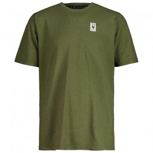 Maloja - FichtenreizkerM. - T-Shirt Gr XL oliv