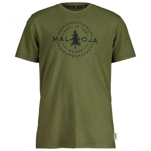 Maloja - WiesenknopfM. - T-Shirt Gr M oliv