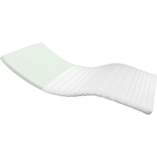 Basic Komfortschaum-Topper | 90x200 cm | 6 cm Höhe | Matratzentopper | 90/200 | Komfortschaum Topper