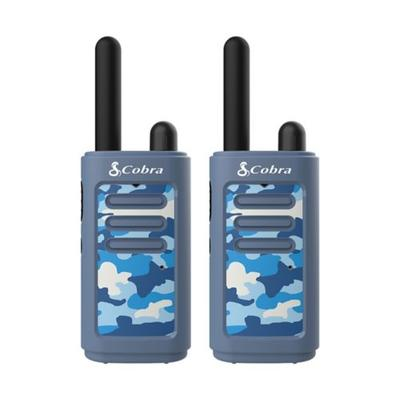 Cobra Blue 16 Mile Two Way Radios