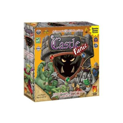 Fireside Games Castle Panic Strategy Game