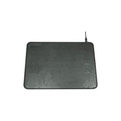 Mobile Edge Black Wireless Charging Mouse Pad