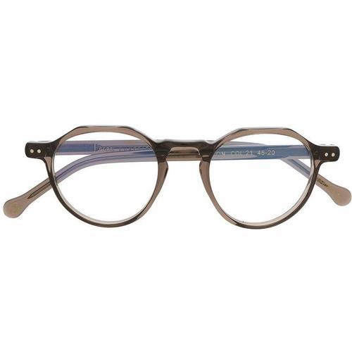 Lesca Runde Icon 21 Brille