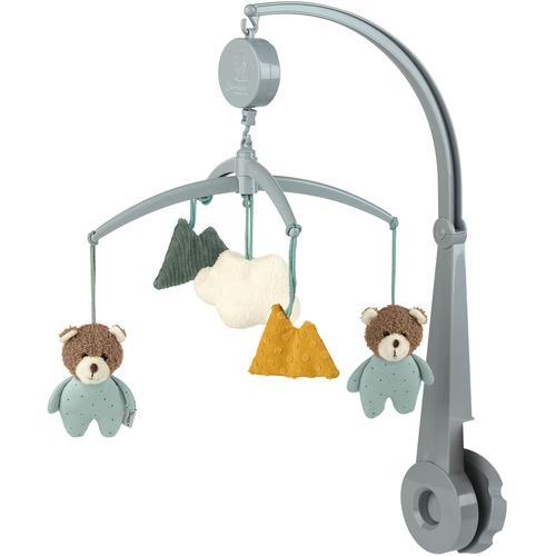 Sterntaler Mobile Ben, mit Spielwerk und Gestänge blau Kinder Mobiles Baby Kleinkind
