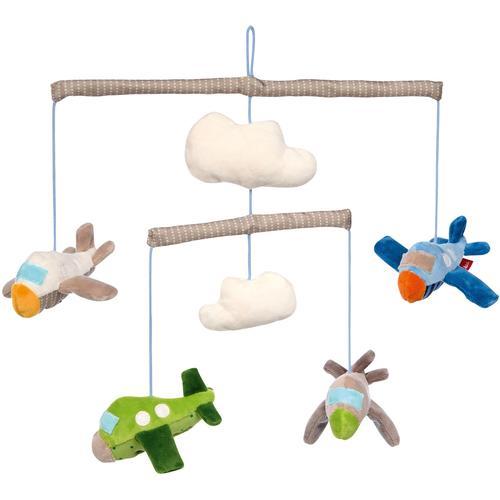 Sigikid Mobile Flugzeuge Hangons bunt Kinder Mobiles Baby Kleinkind