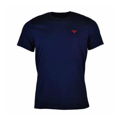 Barbour - Sports T Shirt Navy - Barbour Sports T-Shirt Navy - Navy, XXL