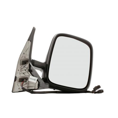 RIDEX Außenspiegel VW 50O0043 Spiegel,Seitenspiegel