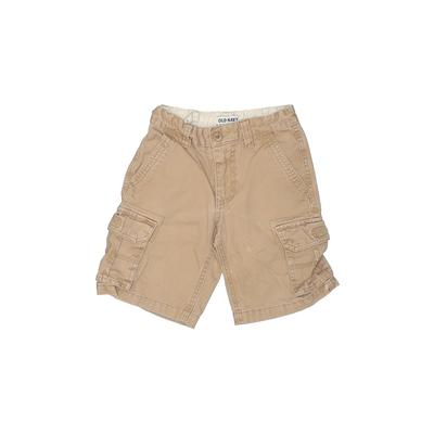Old Navy Cargo Shorts: Tan Solid...