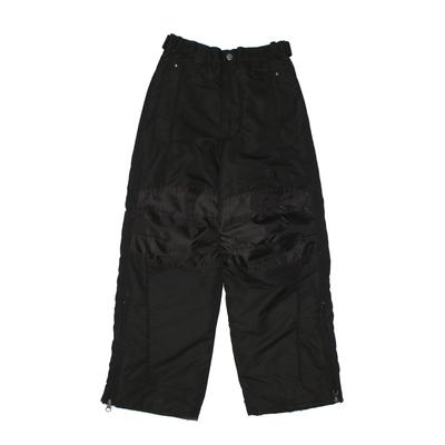 Rugged Bear Snow Pants - Elastic: Black Sporting & Activewear - Size 8