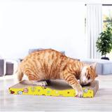 Grattoir à papier pour chat, pla...