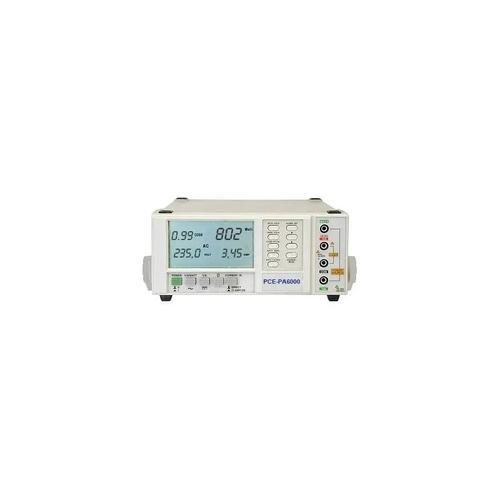 Pce Instruments - Leistungsmessgerät PCE-PA6000 für die Leistungsanalyse von Verbrauchern