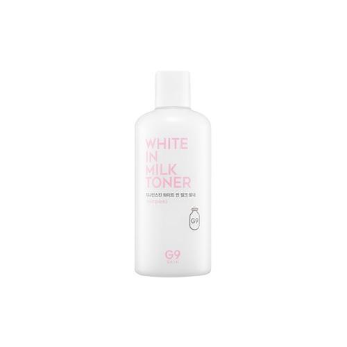 G9 Skin Gesichtspflege Cream & Toner White in Milk Toner 300 ml