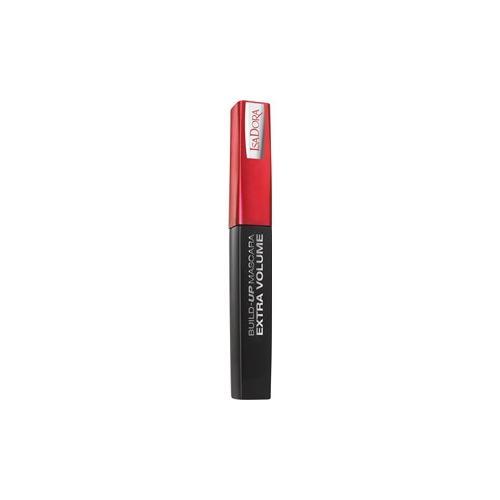 Isadora Augen Mascara Build-Up Mascara Extra Volume 01 Super Black 12 ml