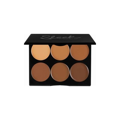 Sleek Teint Make-up Contouring Cream Contour Kit Dark 12 g