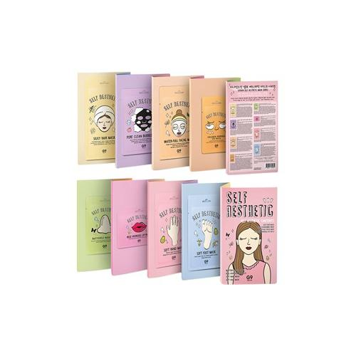 G9 Skin Gesichtspflege Extras Self Aesthetic Magazine 10 ml / Maske 1 Stk.