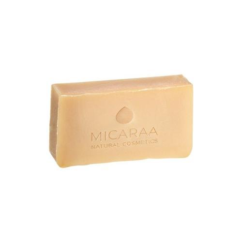 MICARAA Naturkosmetik Pflege Gesichtspflege Bio Shaving Soap 75 g