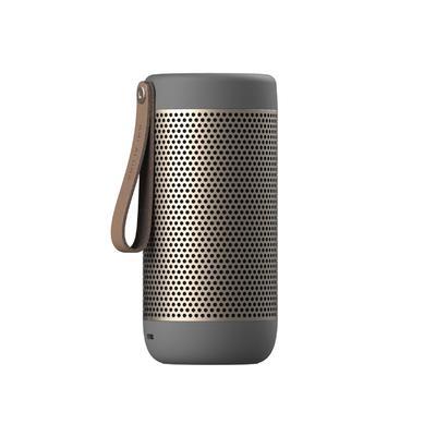 Enceinte portable gris