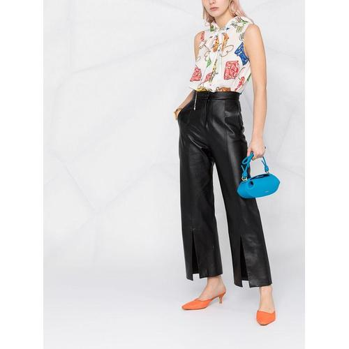 Moschino Biker Bag Bluse