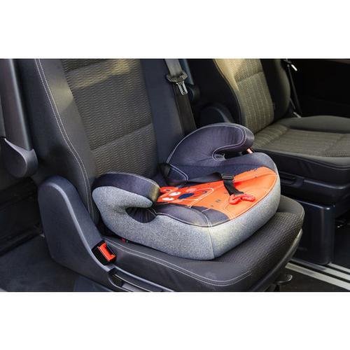 JAKO-O Sitzerhöhung mit Isofix, grau