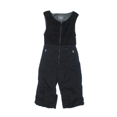 White Sierra Snow Pants With Bib: Black Sporting & Activewear - Size 7