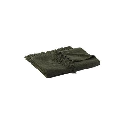 Modern. Southern. Home.™ Green Chenille Throw