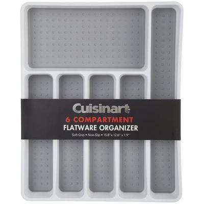 Cuisinart 6 Compartment Flatware Organizer