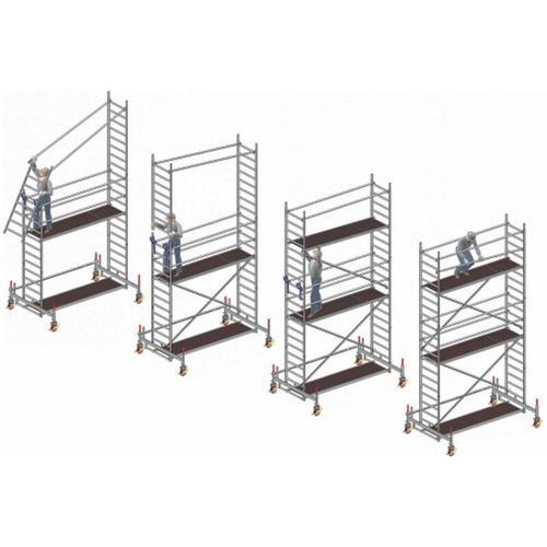 Nachrüstset P2 für Uni Breit für 2109 - Layher