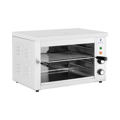 Royal Catering Salamander Grill - 3.000 W - 50 - 300 °C RCPES-380